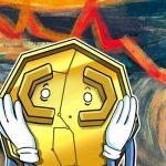 Crypto Markets Slump Again, With Bitcoin Holding Gains