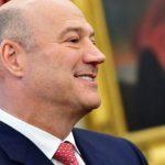 Former White House economic advisor Gary Cohn joins blockchain start-up